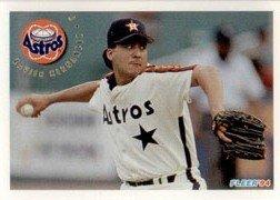 1994 Fleer #493 Xavier Hernandez