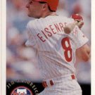 1994 Fleer #588 Jim Eisenreich