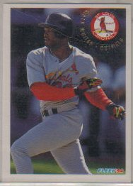 1994 Fleer #649 Mark Whiten ( Baseball Cards )
