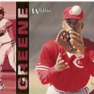 1994 Select #102 Willie Greene