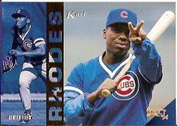 1994 Select #141 Karl Rhodes ( Baseball Cards )