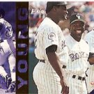 1994 Select #145 Eric Young ( Baseball Cards )