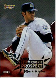1994 Select #380 Mark Kiefer
