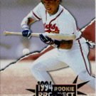 1994 Select #381 Tony Tarasco