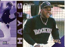 1994 Select #42 Charlie Hayes