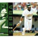 1994 Select #45 Ruben Sierra