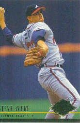 1994 Ultra #147 Steve Avery