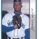 1999 Bowman #181 Damaso Marte RC