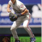 2001 Upper Deck #312 Alex Gonzalez