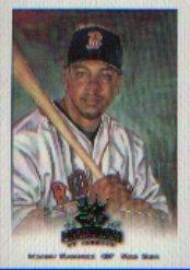 2002 Diamond Kings #83 Manny Ramirez