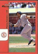2002 Fleer Maximum #4 Manny Ramirez