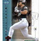2002 Upper Deck Ovation #6 Greg Vaughn
