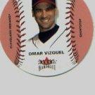 2003 Fleer Hardball #49 Omar Vizquel
