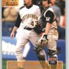 2003 Upper Deck First Pitch #242 Mike Williams