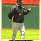 2006 Topps #287 Pete Mackanin MG ERR - Pittsburgh Pirates ((Lloyd McClendon pictured) / Manager)(Bas