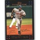 2007 Topps #388 Torii Hunter - Minnesota Twins (Baseball Cards)