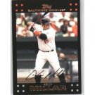 2007 Topps #408 Kevin Millar - Boston Red Sox (Baseball Cards)