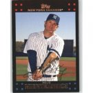 2007 Topps #559 Doug Mientkiewicz - New York Yankees (Baseball Cards)