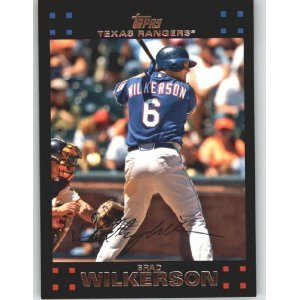 2007 Topps #589 Brad Wilkerson