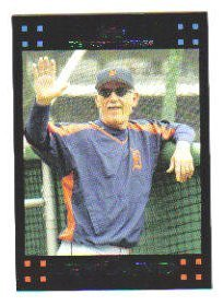 2007 Topps #610 Jim Leyland MG - Pittsburgh Pirates (Manager)(Baseball Cards)