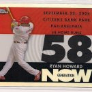 2007 Topps Generation Now #GN208 Ryan Howard