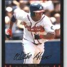 2007 Topps Update #113 Willie Harris - Chicago White Sox (Baseball Cards)