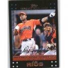 2007 Topps Update #287 Alex Rios - Toronto Blue Jays (Baseball Cards)