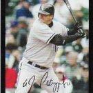 2007 Topps Update #71 A.J. Pierzynski - Chicago White Sox (Baseball Cards)