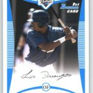 2008 Bowman Chrome Prospects #BCP52 Luis Durango