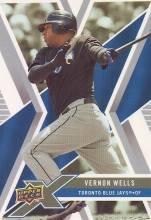2008 Upper Deck X #97 Vernon Wells