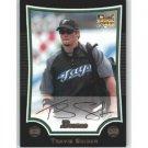 2009 Bowman #217 Travis Snider RC