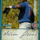 2009 Bowman Prospects #BP55 Nelson Perez