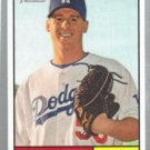 2010 Topps Heritage #190 Chad Billingsley - Los Angeles Dodgers (Baseball Cards)