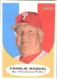 2010 Topps Heritage #219 Charlie Manuel