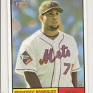 2010 Topps Heritage #336 Francisco Rodriguez