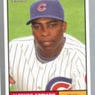 2010 Topps Heritage #88 Alfonso Soriano