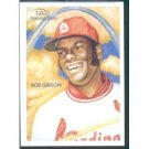 2010 Topps National Chicle #216 Bob Gibson - St. Louis Cardinals (Baseball Cards)