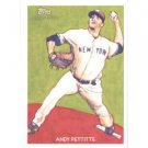 2010 Topps National Chicle #32 Andy Pettitte - New York Yankees (Baseball Cards)