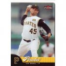 2007 Fleer #88 Ian Snell (Pirates)(Baseball Cards)