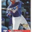 2007 Fleer #369 Joaquin Arias (Rangers)(Baseball Cards)