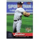 2007 Fleer #351 Andy Cannizaro (Yankees)(Baseball Cards)
