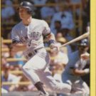 1991 Fleer  #679 Steve Sax New York Yankees