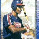 1990 Topps #705 Claudell Washington - California Angels (Baseball Cards)