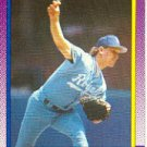 1990 Topps #350 Bret Saberhagen - Kansas City Royals (Baseball Cards)