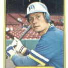 1982 Fleer #514 Tom Paciorek