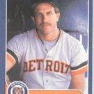 1986 Fleer #243 Milt Wilcox