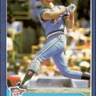 1986 Fleer #407 Tim Teufel