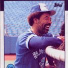 1986 Topps #348 Cliff Johnson