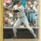 1987 Topps #102 Paul Zuvella - New York Yankees (Baseball Cards)
