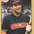 1987 Topps #667 Ron Hassey - Chicago White Sox (Baseball Cards)